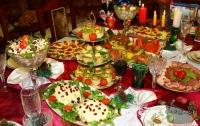 Следует поторопиться с покупками продуктов к новогоднему столу