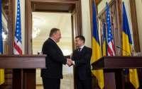 Зеленский выразил надежду, что США помогут вернуть Крым и Донбасс
