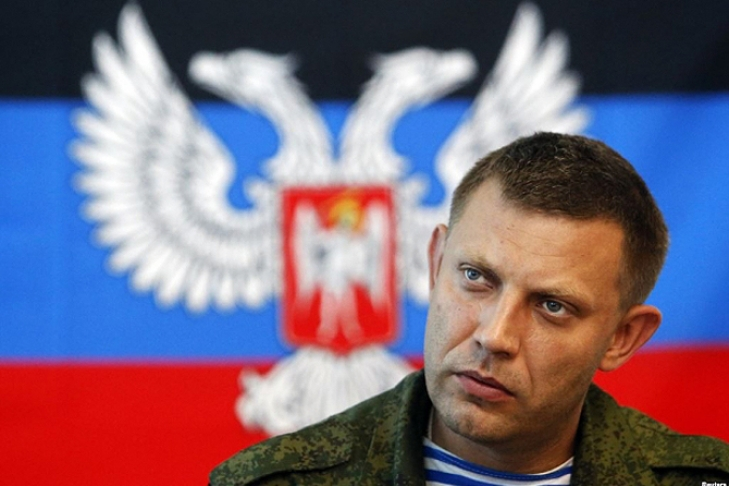 Захарченко опять пригрозил захватить Киев— Пустые обещания