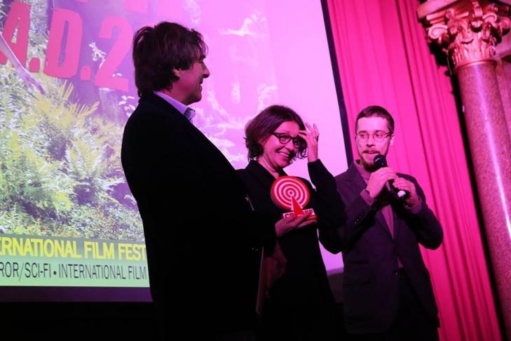 Фильм «Моя бабушка Фанни Каплан» завоевал награду встолице Англии — Достижение украинского кино