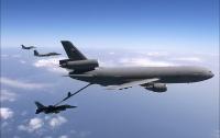 В Украину прибыли самолеты-заправщики американских ВВС