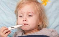 На Прикарпатье 53 ребенка из одного села заболели корью