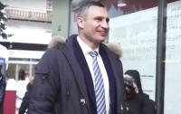 Оговорку Кличко в Давосе первыми подхватили медиа РФ, – СМИ