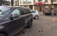 Тройное ДТП в Одессе: пострадала девочка
