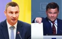 У Андрея Богдана могут возникнуть проблемы из-за Кличко