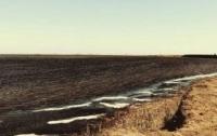 Азовское море внезапно поменяло цвет (видео)