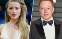 СМИ: Эмбер Херд и Илон Маск снова замечены вместе