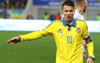 Игрок сборной Украины прокомментировал свое возвращение домой