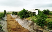 Воду в Крым никак не дадут (фото)