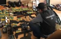 СБУ перекрыла подпольный канал поставки оружия из США