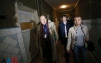 Представитель ОБСЕ посетил пленных украинцев в