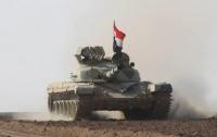 Ирак стянул войска к границе с Турцией