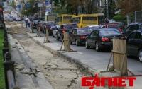 В Киеве начался «дерибан» бюджетных средств, выделенных на ремонт дорог