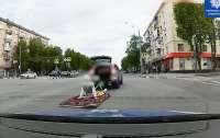 В Харькове полиция оштрафовала блогера за катание на
