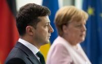 Зеленский и Меркель провели разговор: что обсуждали политики