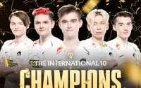 Двое украинцев стали чемпионами мира по Dota 2 (видео)