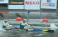 Украинки победили на чемпионате Европы по гребле