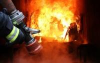 Мужчина погиб во время пожара в доме на Черкасщине