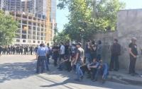 В Одессе один из участников акции против стройки Kadorr получил ножевое ранение