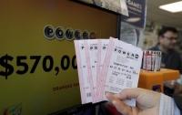 Двое американцев выиграли в лотерею более миллиарда долларов