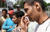 Из Украины депортировали очередных нелегалов с Кавказа