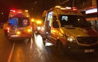 В Мадридском клубе обвалился потолок: десятки пострадавших