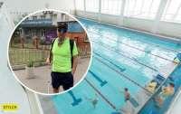 В Киеве незрячему отказали во входе в бассейн