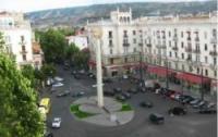 В Тбилиси полным ходом идет подготовка к празднику Дня независимости