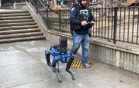 Робота Boston Dynamics звільнили з поліції Нью-Йорка