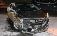 Транспортный коллапс в Днепре: в городе произошло сразу несколько ДТП