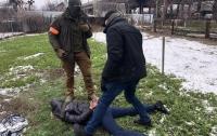 На Киевщине полицейский