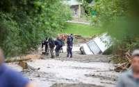 Более 100 км дорог разрушено из-за паводков на западе Украины