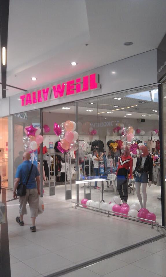 В ТРК City Mall открылся новый магазин женской одежды Tally Weijl 045901e4c5332
