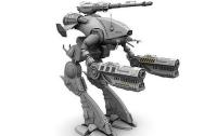 Большевикам брать Зимний помогал гигантский боевой робот (ФОТО)