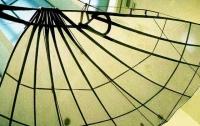 Киевский пенсионер создал уникальный летательный аппарат