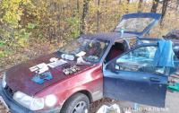 Полиция поймала грабителей, подрывавших банкоматы на Харьковщине