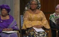 Нобелевскими лауреатами стали три женщины