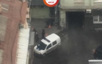 В киевском дворе нашли труп
