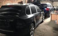 СБУ ликвидировала схему нелегального ввоза Porsche в Украину