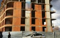На Закарпатье разбился строитель