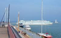 Одессу покинул последний теплоход «река-море»