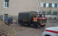 Тернопольская школа едва не взлетела в воздух