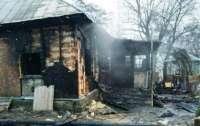 Под Черниговом заживо сгорел мужчина