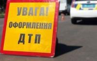 Жуткое ДТП в Киеве: автомобиль