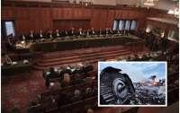 Российские чиновники, затаив дыхание, должны наблюдать за судьями в Нидерландах