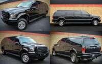 Бронированный лимузин короля Иордании продают с огромной скидкой