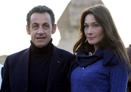 николя саркози познакомился с карлой бруни