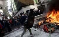 Массовые протесты в Чили: число жертв стремительно растет