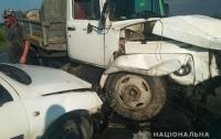 ДТП на Львовщине: травмы получили 16 человек