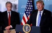 Болтон подтвердил намерения Трампа задержать военную помощь Украине, - NYT